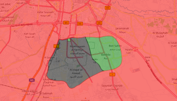 syrian war daily 20th of april 2018