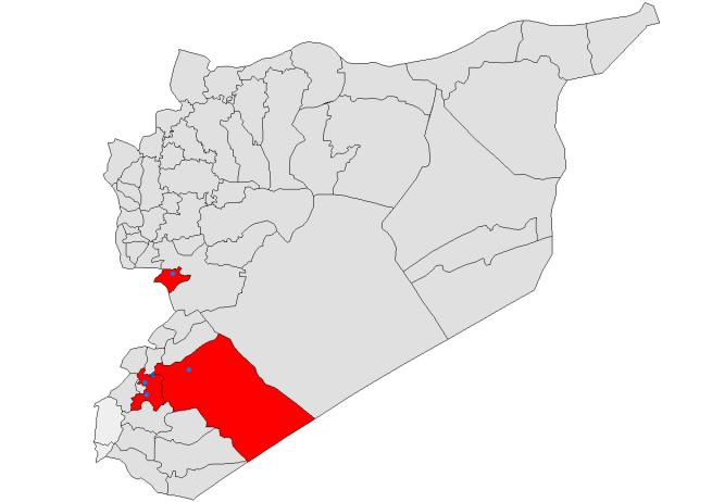 Syria Strike hit