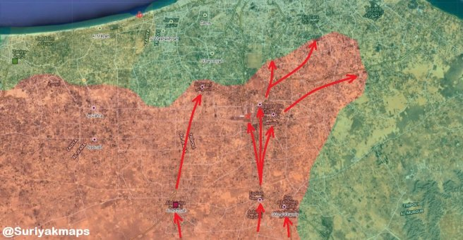 Syrian War Daily – 5th Of April 2019