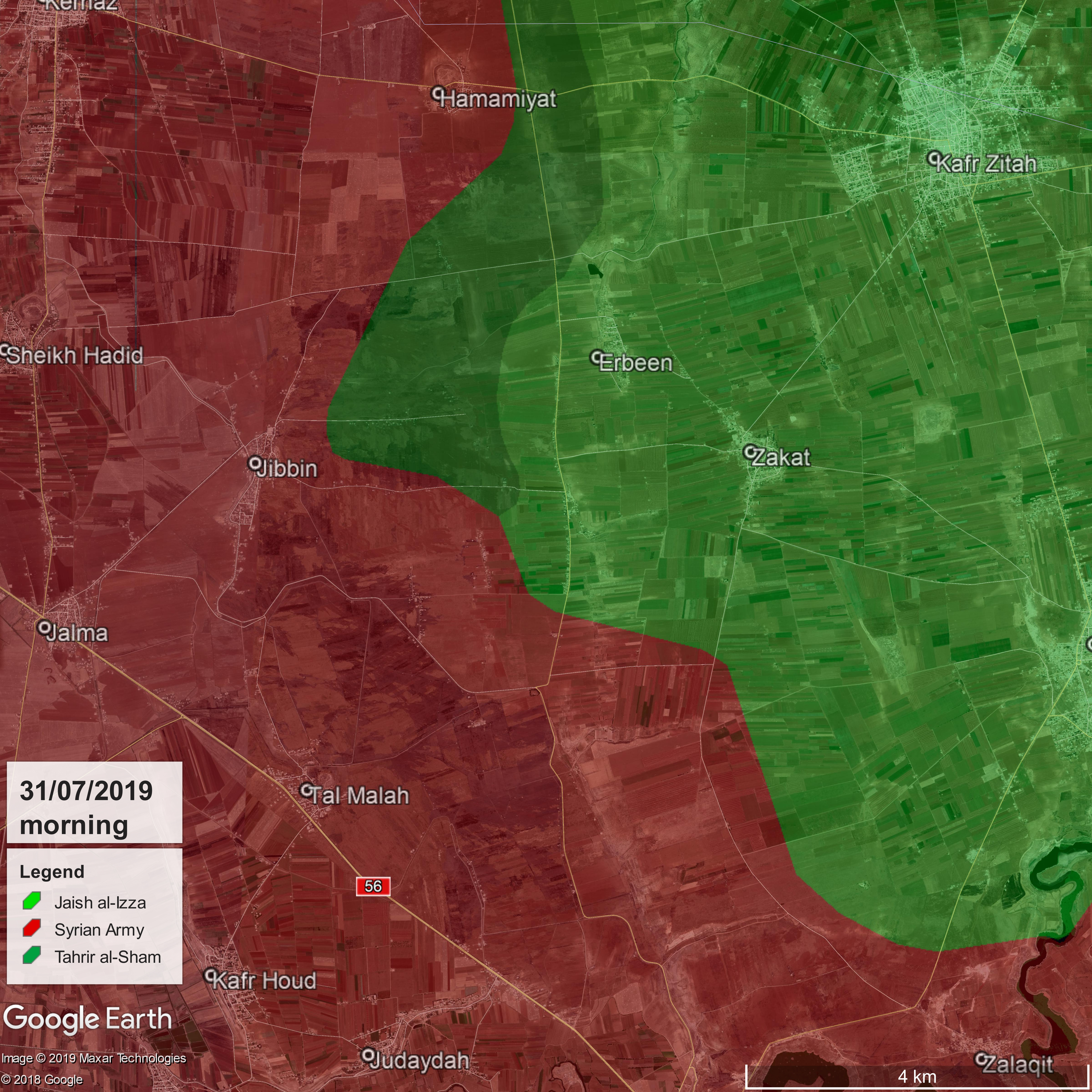 Syrian Army\'s elite Tiger Forces capture fresh ground from ...